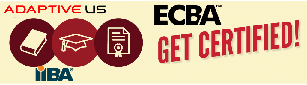 Get ECBA Certified