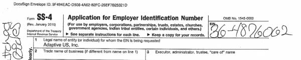 Employer ID