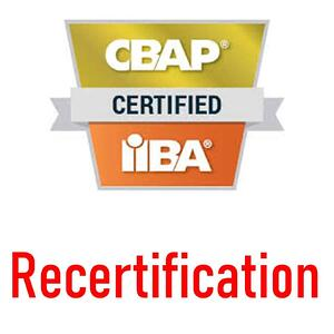 cbap recertification product image