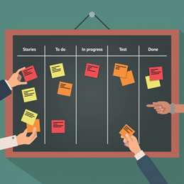 manage user stories