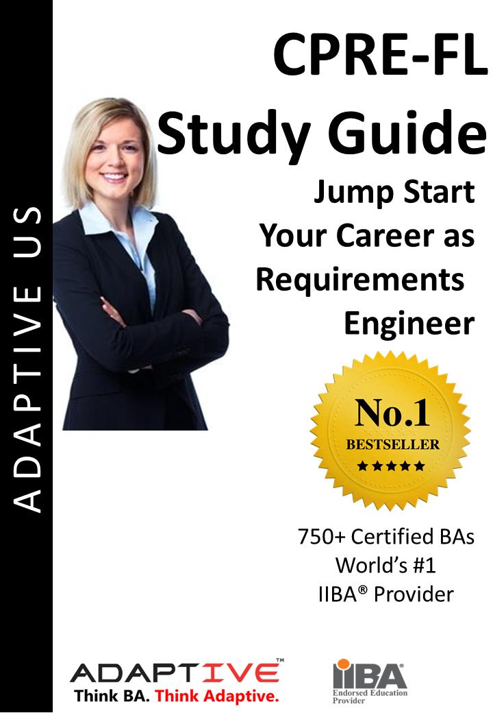 CPRE FL study Guide - A4