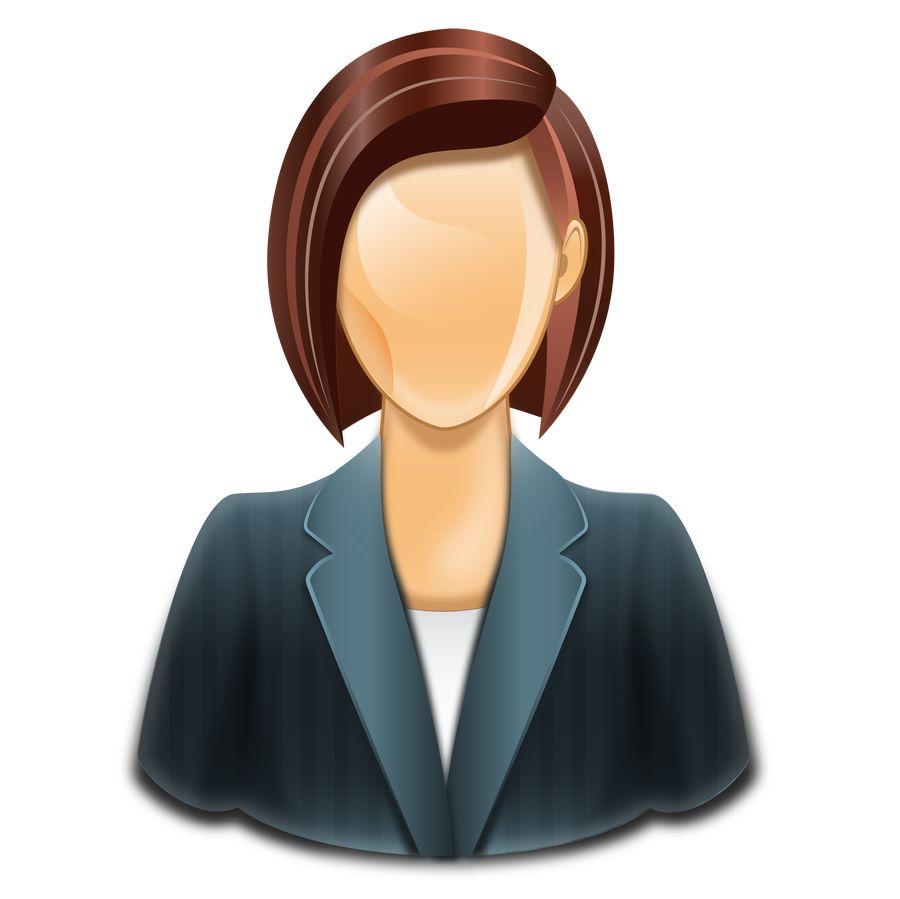 Female avatar 3