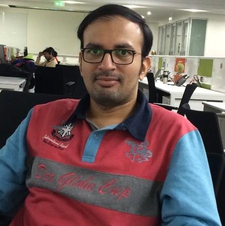 Image of Niranjan Chaudhari, CBAP